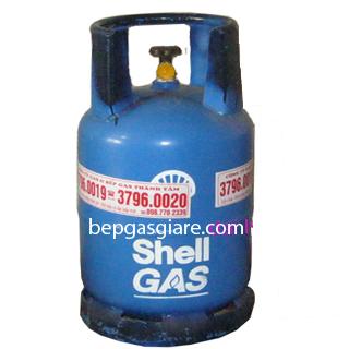 bình shell gas 11kg