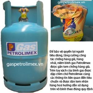 gas petrolimex van chup