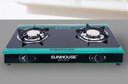 Top 3 bếp gas Sunhouse giá rẻ dưới 700.000 đồng