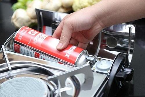Vì sao cần cẩn trọng khi sử dụng bếp gas mini?